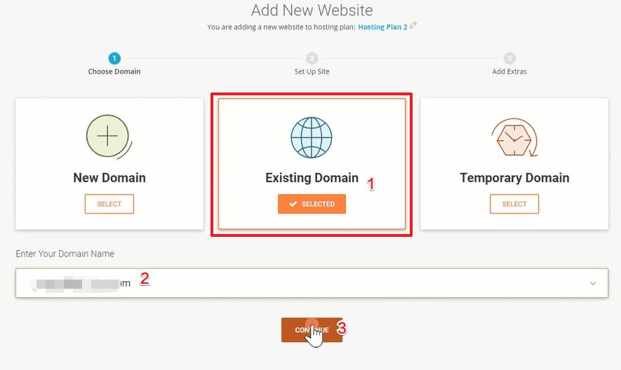 siteground创建wordpress网站教程-2