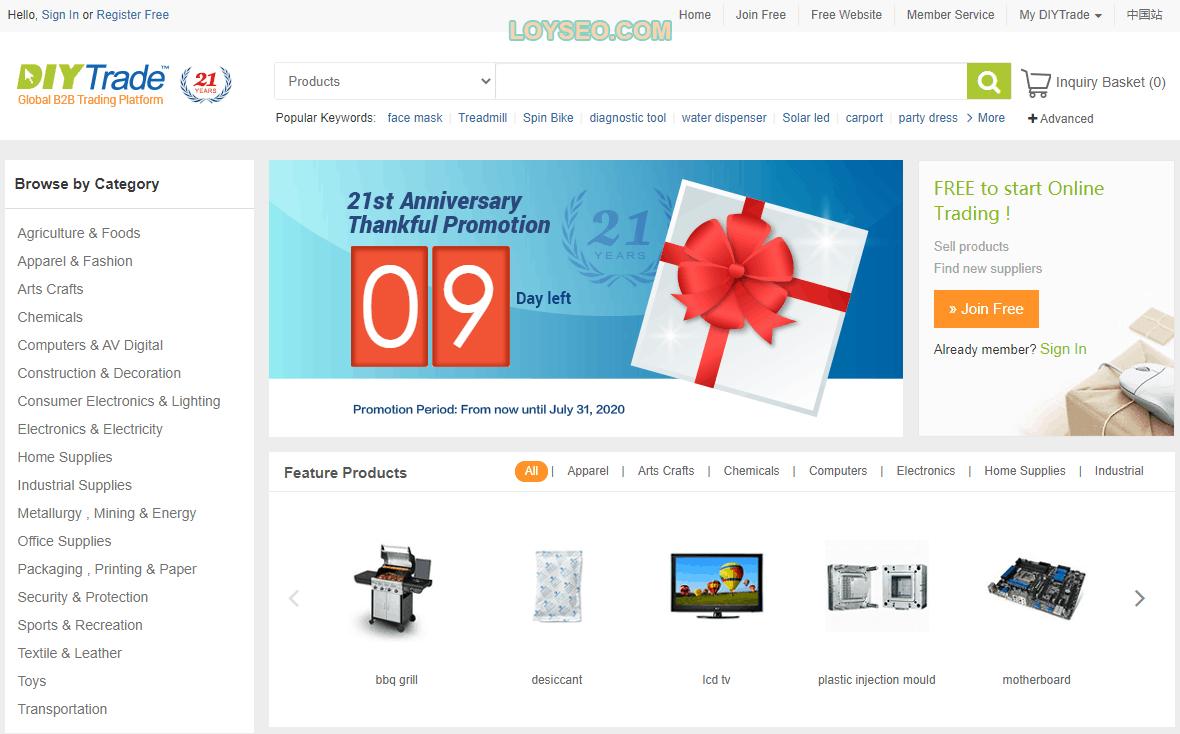 diytrade com