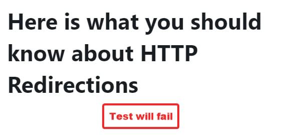 焦点关键词测试失败的示例