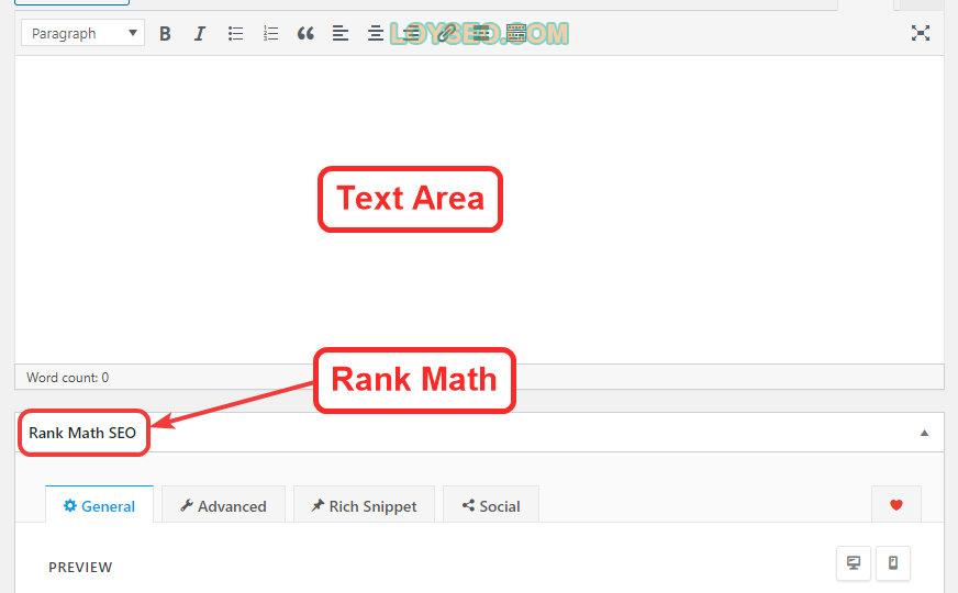 Rank Math元框旧位置