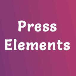 press elements