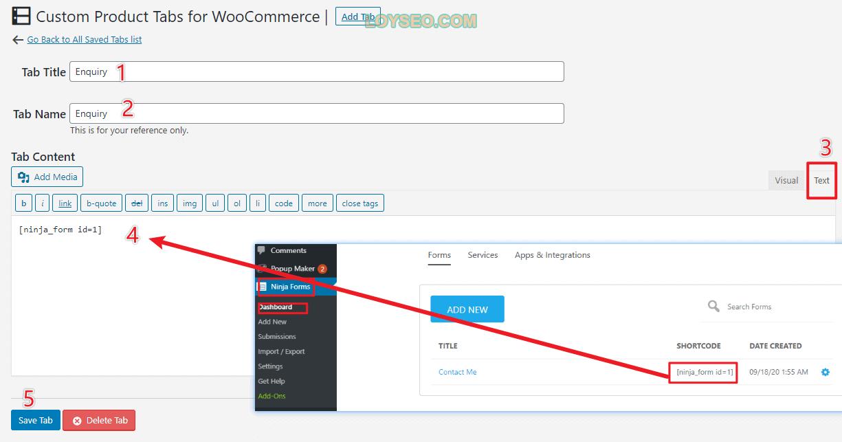 astra tutorial 2020 09 19 16 56 28 - 如何给产品页面添加询盘表单标签页