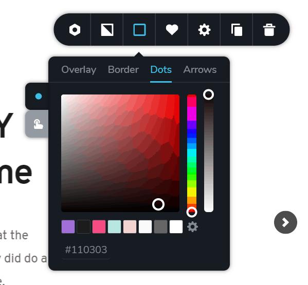 image 4 - Brizy页面编辑器使用体验,顺便对比Elementor