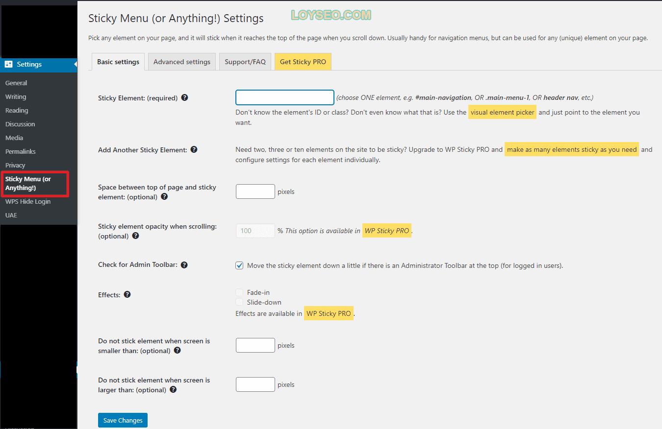 image 91 - 如何将WordPress导航菜单固定在页面顶部