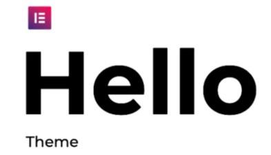 hello elementor - WordPress建站资源