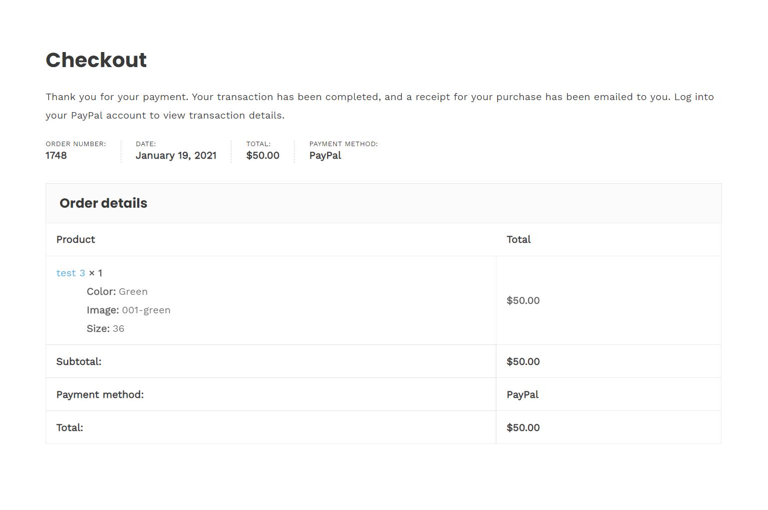 image 48 - WooCommerce支付教程:如何添加PayPal标准支付