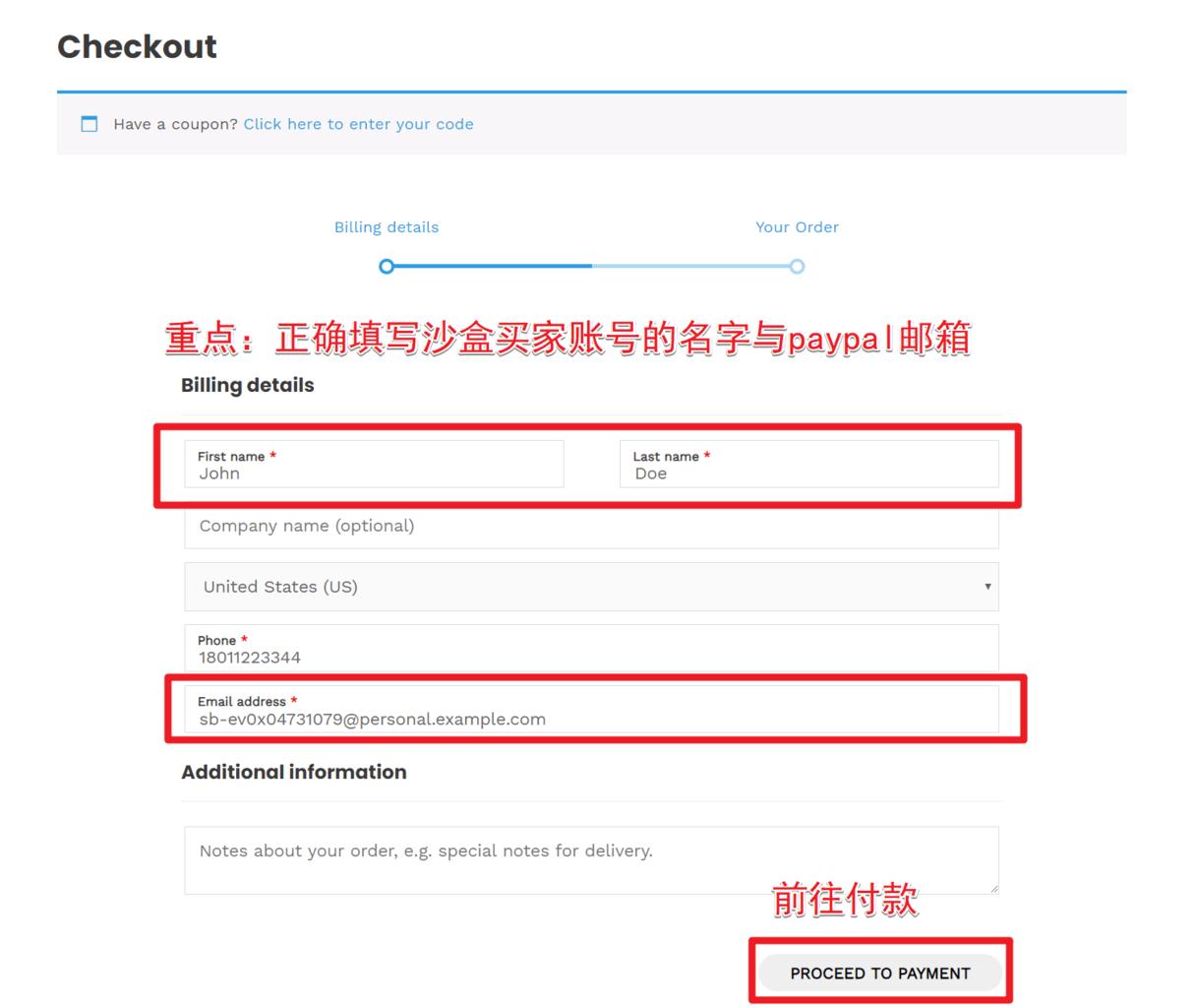 image 58 - WooCommerce支付教程:如何添加PayPal标准支付