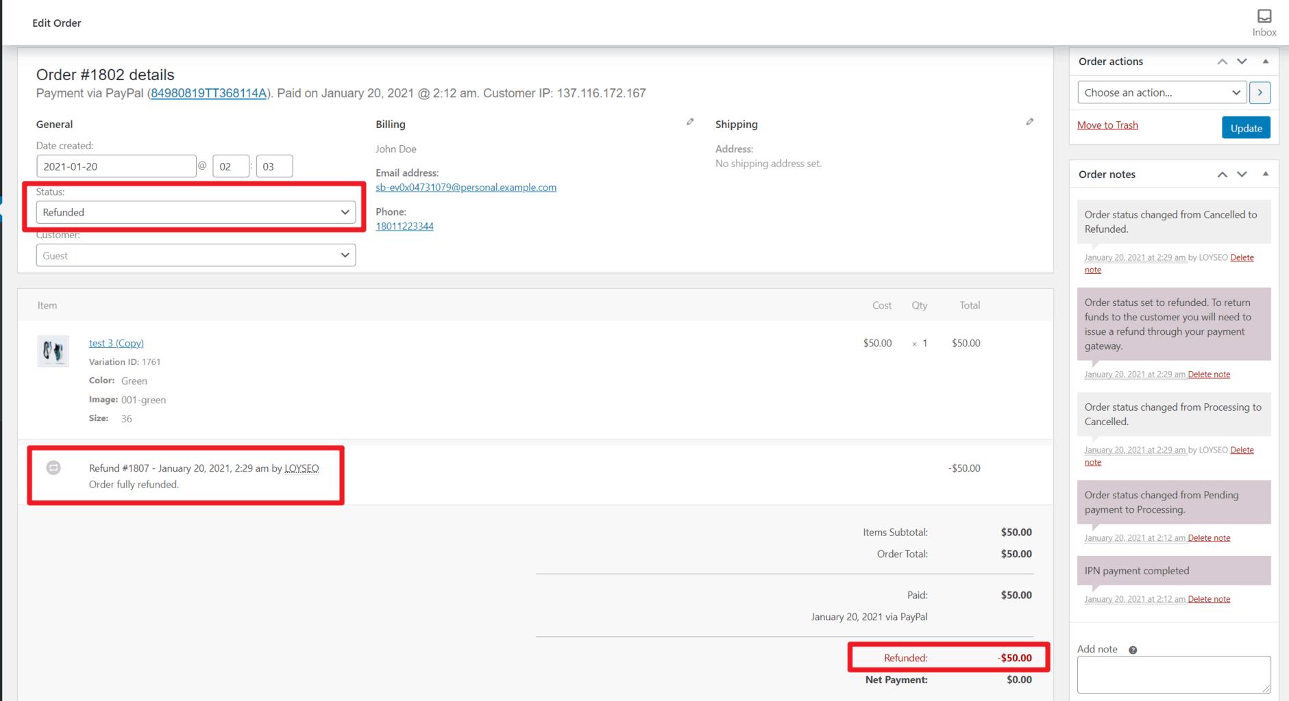 image 67 - WooCommerce支付教程:如何添加PayPal标准支付