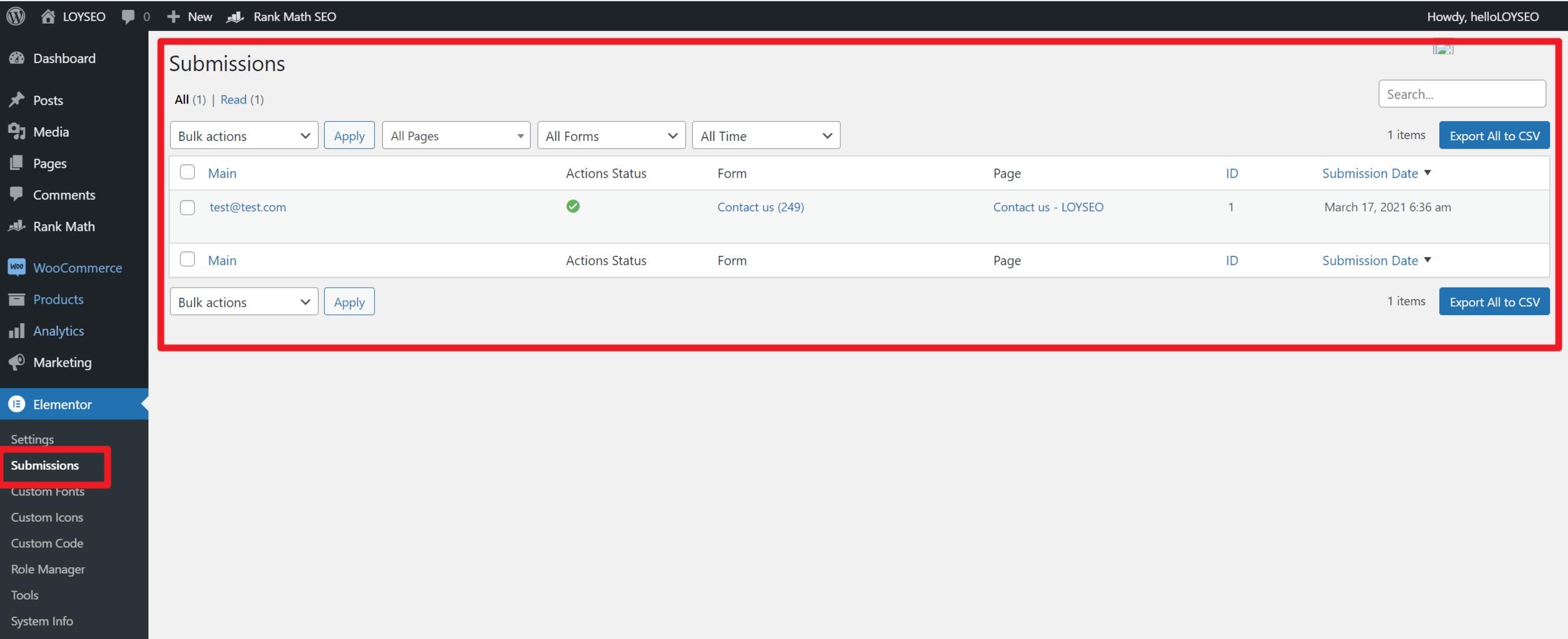 elementor pro submission - 怎么建网站:零基础用Elementor制作一个外贸网站