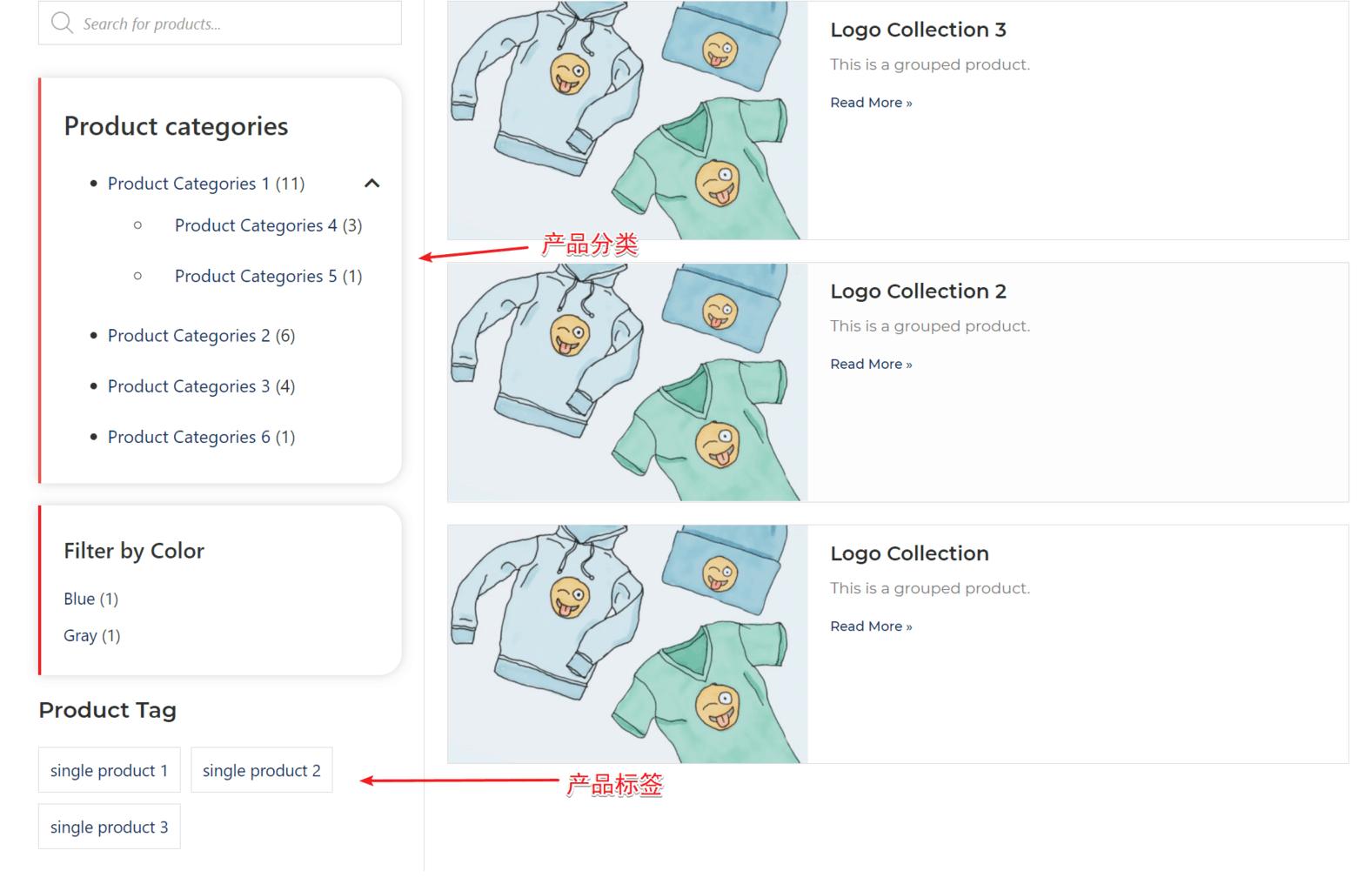 image 1 - 如何用Elementor Pro设计WooCommerce产品分类和产品标签侧边栏的样式