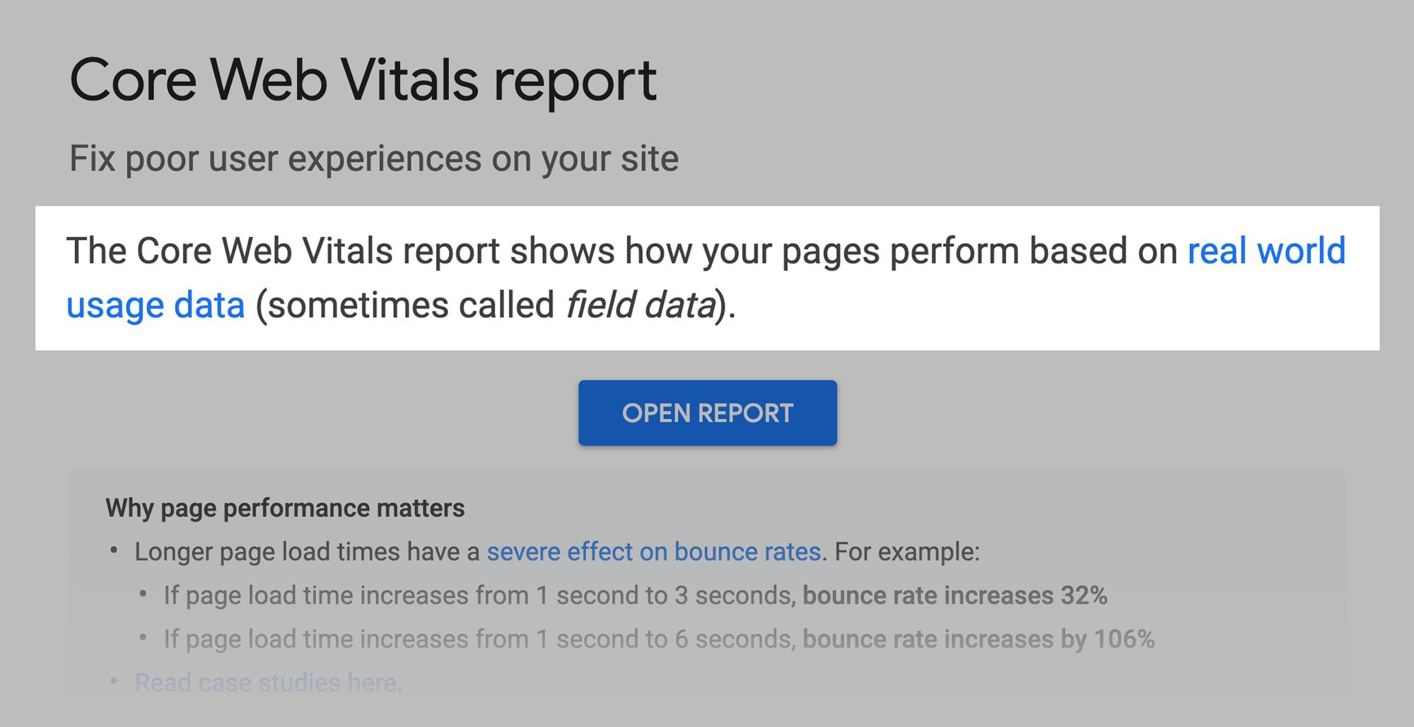 谷歌–核心网络重要性报告