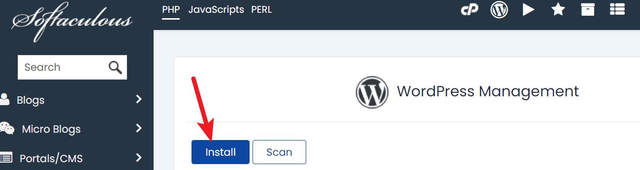 install wordpress in hostarmada 3 - Hostarmada主机:优惠购买攻略、建站教程与速度评测